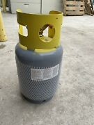 Refrigerant R22 30 Lb Reusable Recovery Tank Cylinder 62010, Assembled, Tested