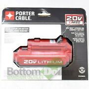 Porter-cable Pcc682l 20v Max 2.0 Ah Lithium-ion Battery