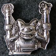 Disney Pin - Haunted Mansion - Gargoyle From Reveal/conceal Mystery Bat Puzzle