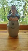 Gerz Harry Houdini Milk Can Escape Stein Only 500 Made Ltd Ed Germany 9
