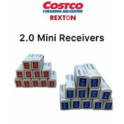 Costco Ks 7.0 / 8.0 Replacement Mini Receiver For Ric Hearing Aids - All Sizes