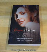 Vampire Academy By Richelle Mead Vampire Academy Book 1 Trade Paperback
