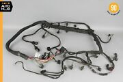 2002 Mercedes W210 E430 Engine Motor Cable Wire Wiring Harness 2104400310 Oem