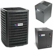 Direct Comfort 3.5 Ton 14.5 Seer Air Conditioner Dc-gsx140431 Coil...