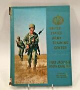 Us Army Training Center Fort Jackson Sc 1965 Yearbook Co B 2nd Bat 1st Brig