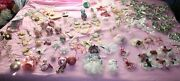 Andnbsphuge Victorian Christmas Ornaments Lot Over 190 Pieces Must See Gorgeous