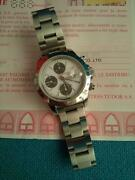 Auth Tudor Watch Chronotime Tiger 79280 Cal.7750 Automatic Date F/s