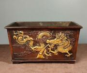 Old Chinese Copper Incense Burner With Xuande Marked K1540