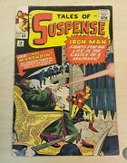 Tales Of Suspense 50 -1st Mandarin/shang Chi Solid Complete Book