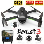 Camera Quadcopter Gimbal Stabilizer App Controlled Brushless Motor Gps Drone