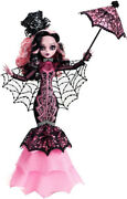 Monster High Adult Collector Limited Draculaura Doll Mattel New In Shipper