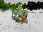 Department 56 Dickens Village Browning Cottage 5824-6 1994