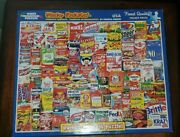 White Mountain Wacky Packages Jigsaw. 1065. 1000 Pieces.