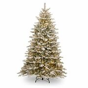 And039feel Realand039 Pre-lit Artificial Christmas Tree   Includes Pre-strung White