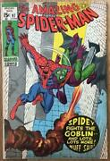 Rare Vintage Item The Amazing Spider-man 97 Green Goblin Shipping From Japan