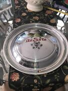 Hubcap And Full Wheel Cover 15 In. Desoto Coupe Sedan Deluxe 1949 1950