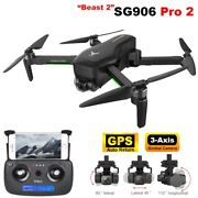 Drones Camera Anti Shake Self Stabilizing Gimbal Usb App Controlled Quadcopters