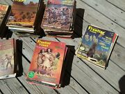 150+ Vintage Old West Magazines 1960s Frontier Gold Mining Cowboy Indian History