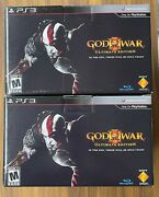 Ps3 - God Of War Iii 3 Ultimate Edition Playstation 3 Brand New Sealed