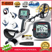 Metal Detector For Adults Waterproof For Gold Prospecting Beach/surf Pinpointing