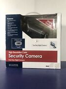 """Clover Rd135 Day/night Security Camera High Resolution Color """"new In Box"""""""