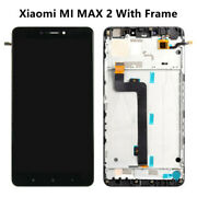 Complete Touch Screen Digitizer Lcd Display Assembly+frame For Xiaomi Mi Max 2