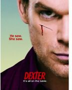 Dexter The Complete Seventh 7 Season Blu-ray New
