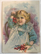 Hubbard And Company Victorian Trade Card Sewing Machines Clinton Ma Vtc 1