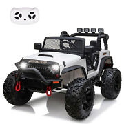 Kids Ride On Car Two Driving Modes Of Children's Electric Toy Off-road Vehicle