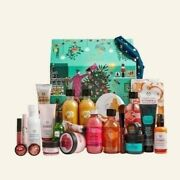 Andldquoultimate Advent Calendar From The Body Shop Christmas Brand New In Box Rare