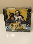 2020 Panini Select Nfl Football Fotl Hobby Box First Off The Line