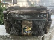 Bass Pro Extreme Tackle Box/bag With 4 Clear Organizing Cases