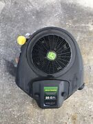 John Deere D140 Briggs And Stratton 22hp V Twin 283hrs Engine Motor