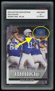 Zach Wilson 2021 Leaf Excluisve Edition 1st Graded 10 Rookie Card Rc Byu/ny Jets