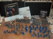 Ultramarines Army Job Lot About 2400 Points.