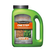5 Lb. One Step Complete For Bermudagrass Areas With Mulch, Grass Seed, Fertilize