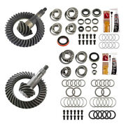 Motive Gear Mgk-261 Motive Gear - Differential Complete Ring And Pinion Kit