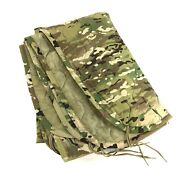 Multicam Woobie All Weather Poncho Liner Blanket Camping Hiking Military Gear