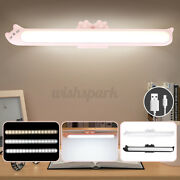 Usb Rechargeable Led Table Lamp Learn Reading Bathroom Mirror Wall Light D