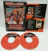 Bloodthirsty Butchers /the Rats Are Coming The Werewolves Are Here Dvd 1970