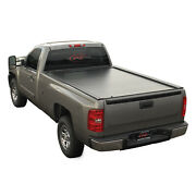 Pace Edwards Matte Black Full Metal Jackrabbit Bed Cover 2015-2019 Ford F-150 8and039