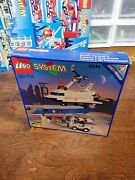 Lego Town Launch Command Set 6544 Shuttle Transcon 2 New Complete Sealed