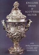 Antique English Irish Scottish Silver - Types Makers Marks / Book 595 Pages