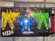 Transformers Wfc War For Cybertron Siege Seekers Rainmakers - Target Exclusive