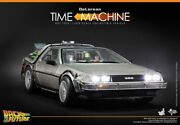 Delorean Hot Toys 1/6 Back To The Future Time Machine Mms260 171 New Japan