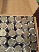 12 Bank Sealed Kennedy Half Dollar Coin Rolls Might Contain 90 Silver Coins