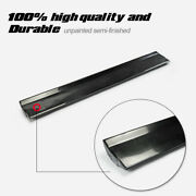 For Nissan Skyline Gtr R34 Frp Unpainted Sp-style Rear Spoiler Wing Middle Blade
