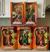 Small Soldiers 1998 Lot Of 12 Figure Talking Chip Hazard And Archer Nib