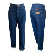Wrangler Jeans 90s Vintage Jeans Wrangler High Waisted Jeans - Womenand039s 29x32