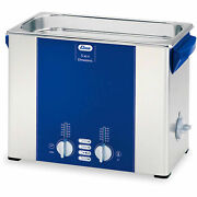 Elmasonic S60h Extra Powerful Ultrasonic Cleaner With Heater/timer/3 Modes 1.5